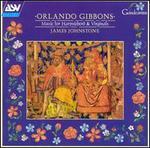 Gibbons: Music for Harpsichord & Virginals - James Johnstone (harpsichord); James Johnstone (virginal)