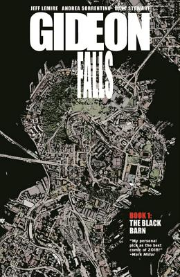 Gideon Falls Volume 1: The Black Barn - Lemire, Jeff, and Sorrentino, Andrea, and Research and Education Association