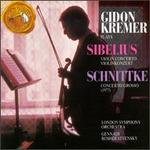 Gidon Kremer Plays Sibelius & Schnittke