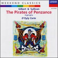Gilbert & Sullivan: The Pirates of Penzance [Highlights] [1968 Recording] - Christene Palmer (vocals); D'Oyly Carte Chorus & Orchestra; Donald Adams (bass); George Cook (vocals);...