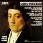 Gioacchino Rossini: The Five One-Act Operas