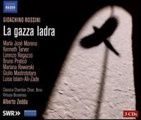 Gioachino Rossini: La Gazza Ladra - Bruno Praticò (bass); Damian Whiteley (bass); Gianni Fabbrini (fortepiano); Giulio Mastrototaro (bass);...