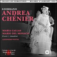 Giordano: Andrea Chénier - Aldo Protti (vocals); Carlo Forti (vocals); Enrico Campi (vocals); Enzo Sordello (vocals); Eraldo Coda (vocals);...