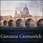 Giovanni Giornovich: 'London' Concertos