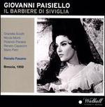 Giovanni Paisiello: Il Barbiere di Siviglia - Florindo Andreolli (vocals); Franco Gulli (violin); Graziella Sciutti (vocals); Leonardo Monreale (vocals);...