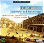 Giovanni Paisiello: Overtures and Symphonies