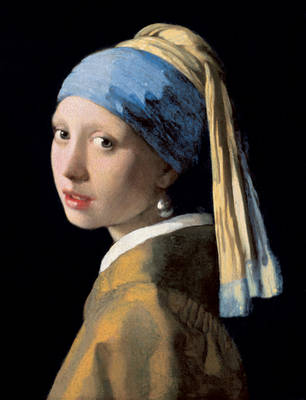 Girl With the Pearl Earing Portofolio Notes - Galison; Vermeer, Johannes; Royal Cabinet Of Paintings, Mauritshuis, The Hague