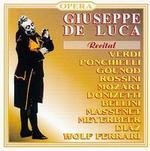 Giuseppe de Luca Recital