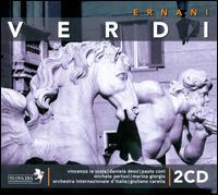 Giuseppe Verdi: Ernani - Daniela Dessì (soprano); Diego Cossu (tenor); Marina Giorgio (soprano); Michele Pertusi (bass); Paolo Coni (baritone);...