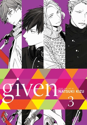 Given, Vol. 3, Volume 3 - Kizu, Natsuki