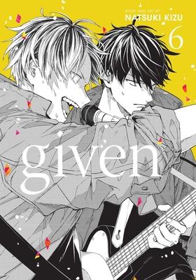 Given, Vol. 6, 6 - Kizu, Natsuki