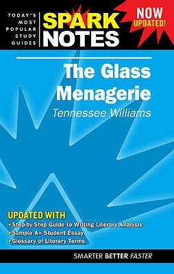 """""""Glass Menagerie"""" - Williams, Tennessee, and SparkNotes (Editor)"""