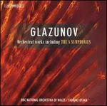 Glazunov: Orchestral Works Including The 8 Symphonies [Box Set]