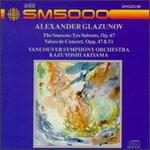 Glazunov: Seasons; Concert Waltz
