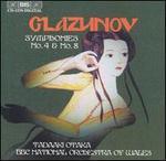 Glazunov: Symphonies No. 4 & 8