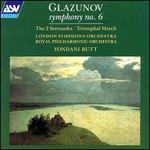 Glazunov: Symphony 6; 2 Serenades; Triumphal March