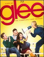 Glee: The Complete First Season [4 Discs] [Blu-ray]