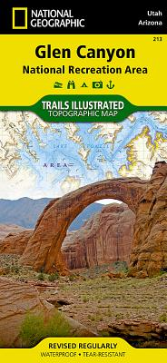 Glen Canyon Nra Utah/Arizona - Rand McNally