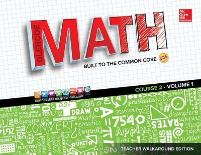 9780021389841 glencoe math course 2 teacher walkaround edition glencoe math course 2 teacher walkaround edition volume 1 price fandeluxe Choice Image