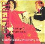 Gliere: Octet, Op. 5; Sextet, Op. 11