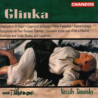 Glinka: Orchestral Works - BBC Philharmonic Orchestra; Vassily Sinaisky (conductor)