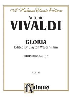 Gloria: Latin Language Edition, Miniature Score - Vivaldi, Antonio (Composer)