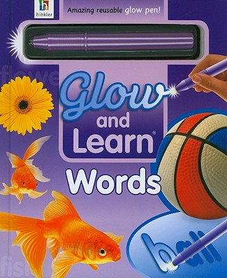 Glow and Learn: Words - Hinkler Books (Creator)