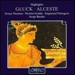Gluck: Alceste [Highlights]
