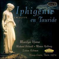 Gluck: Iphigénie en Tauride - Benedeta Pecchioli (vocals); Marilyn Horne (mezzo-soprano); Richard Stilwell (baritone); Robert Amis el Hage (vocals);...