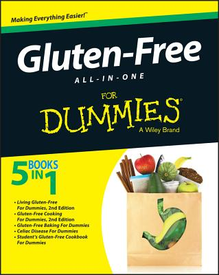 Gluten-Free All-In-One for Dummies - Consumer Dummies