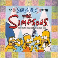 Go Simpsonic with the Simpsons - The Simpsons