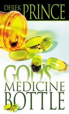 God's Medicine Bottle - Prince, Derek