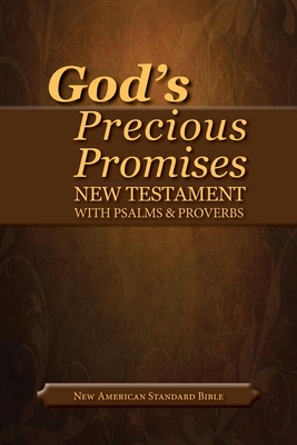 God's Precious Promises New Testament-NASB - Amg Publishers (Creator)