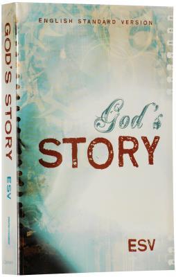 God's Story-ESV - Crossway Bibles (Creator)