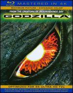 Godzilla [Includes Digital Copy] [UltraViolet] [Blu-ray] - Roland Emmerich