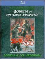 Godzilla vs. Hedorah [Blu-ray] - Yoshimitsu Banno