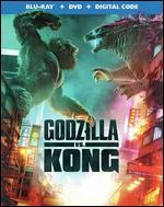 Godzilla vs. Kong [Includes Digital Copy] [Blu-ray/DVD]