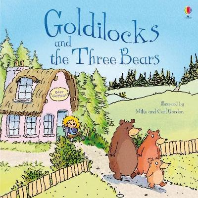 Goldilocks and the Three Bears - Davidson, Susanna