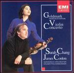 Goldmark: Violin Concerto, Prometheus Overture