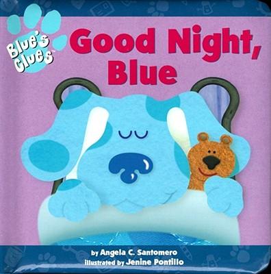 Good Night, Blue - Santomero, Angela C