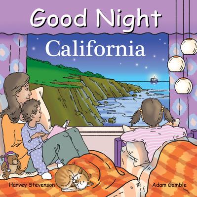Good Night California - Gamble, Adam