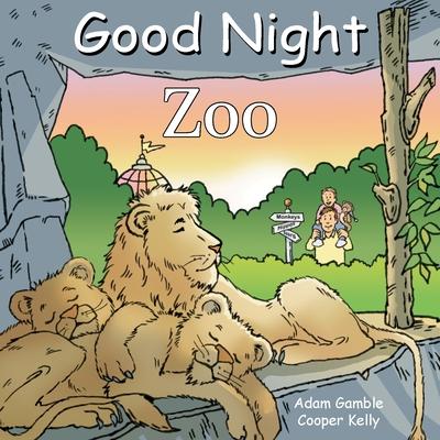 Good Night Zoo - Gamble, Adam