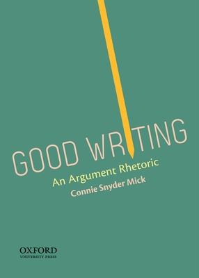 Good Writing - Mick, Connie Snyder
