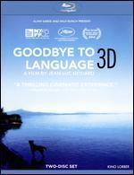 Goodbye to Language 3D [3 Discs] [3D] [Blu-ray]