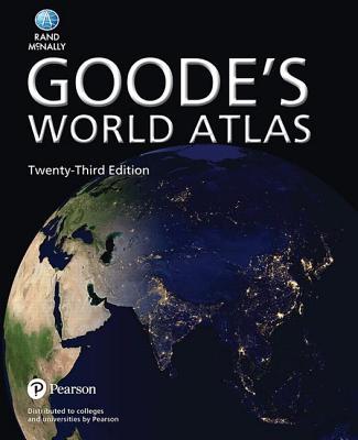 Goode's World Atlas - Rand McNally