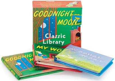 Goodnight Moon Classic Library - Brown, Margaret Wise