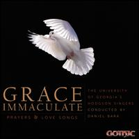 Grace Immaculate: Prayers and Love Songs - Alexis Minogue (vocals); Amy Baker (soprano); Rebecca Neal (flute); Stephanie Bacastow (vocals);...