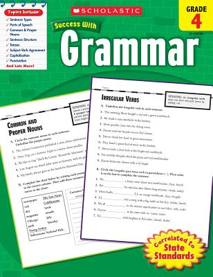 Grammar, Grade 4 - Scholastic, Inc (Creator)
