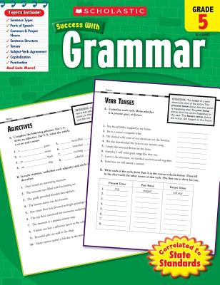 Grammar, Grade 5 - Scholastic, and Dooley, Virginia (Editor)