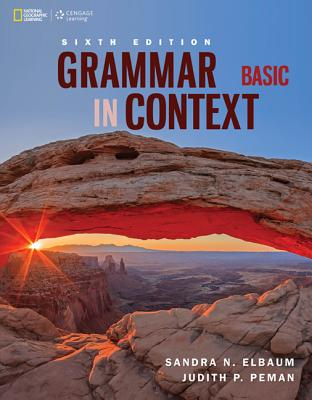 Grammar in Context Basic - Elbaum, Sandra N
